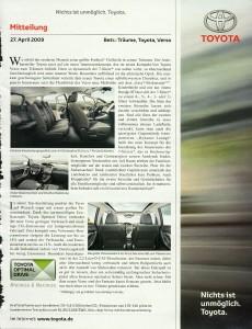 Der SPIEGEL, 27. April 2009, S. 3