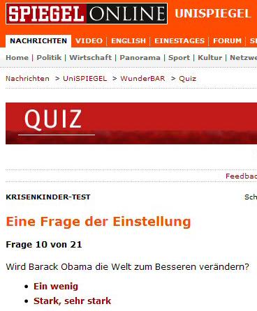 Spiegelblog kritische analysen ber ein deutsches for Spiegel quiz