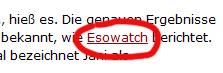 SPON vertraut ganz auf Esowatch