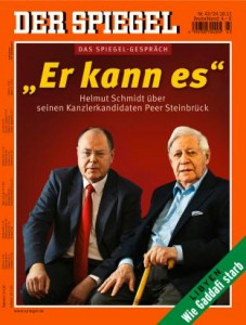 SPIEGEL-Titel 43/2011; Quelle: SPIEGEL Online