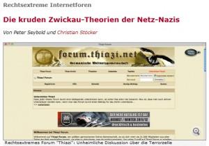 SPIEGEL Online, 18. Nov. 2011