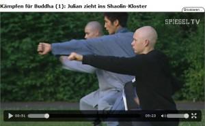 """SPIEGEL-TV-Reportag """"Kämpfen für Buddha""""; Bildquelle: SPIEGEL TV"""