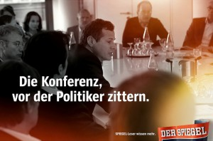 SPIEGEL Eigenwerbung; Quelle: kress.de